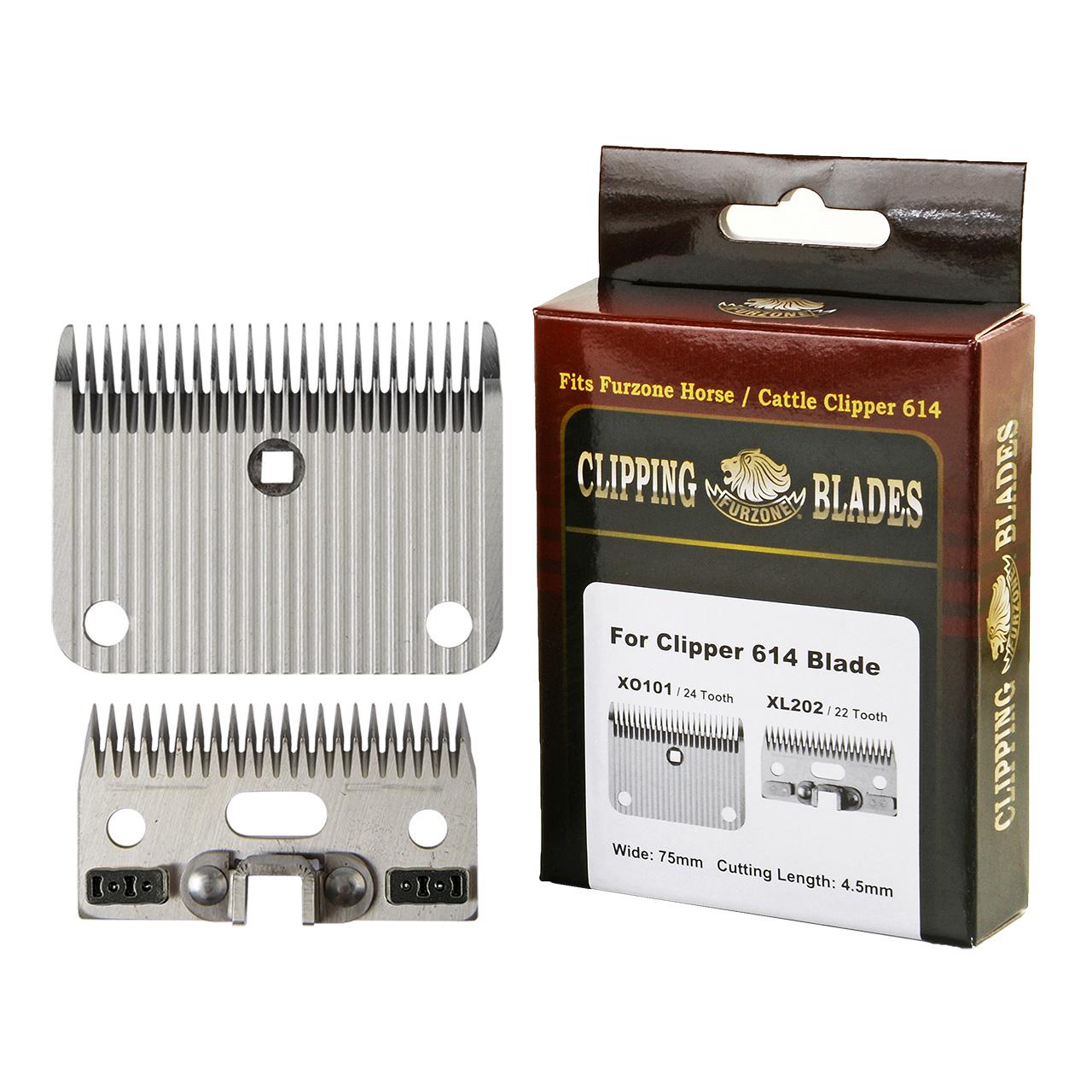 furzone model 614 clipper blade  #X0101 cutting length 4.5mm